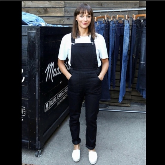 latest style of 2019 buy real superior materials Madewell Straight Leg Overalls